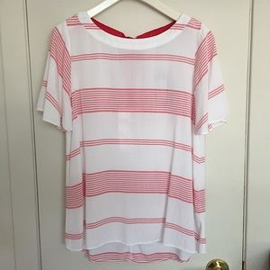 NWT Striped Tommy Hilfiger Shirt Size Small